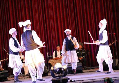 احیای میراث فرهنگی اقوام ایرانی با زبان موسیقی در انزلی