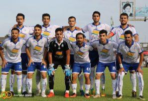 ملوان همچنان ناکام در کسب پیروزی در لیگ آزادگان