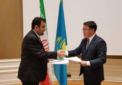 توسعه همکاریهای اقتصادی و ترانزیتی دو کشور با بهره مندی از ظرفیت های منطقه آزاد انزلی