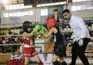نخستین جشنواره ورزش های رزمی گیلان در انزلی برگزار شد
