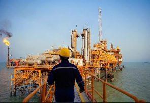 معاف شدن یک میدان نفتی متعلق به ایران از تحریمهای آمریکا