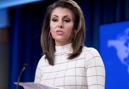 واشنگتن: با تحریم بخش عمرانی به دنبال تشدید فشار علیه ایران هستیم