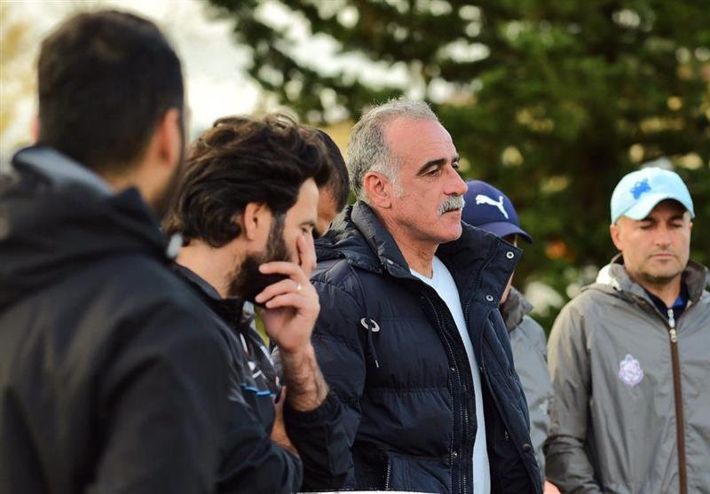 احمدزاده به تمرینات ملوان بندر انزلی بازگشت