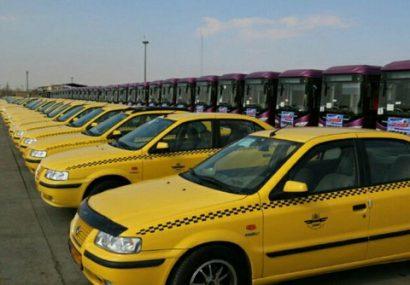 رانندگان تاکسی از افزایش غیرقانونی کرایه خودداری کنند