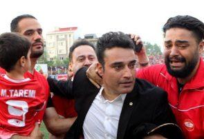 نظرمحمدی از سرمربی گری سپیدرود برکنار شد