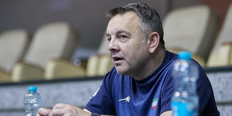 کولاکوویچ: کار راحتی نداریم اما به صعود والیبال ایران به المپیک ایمان داریم