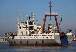 مشخصات «تنها کشتی تحقیقاتی دریای کاسپین» تشریح شد