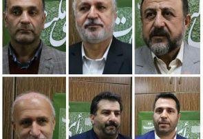 ثبت نام ۶ نامزد برای انتخابات مجلس شورای اسلامی در انزلی + تصاویر