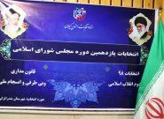 ثبت نام ۸ نفر در دو روز پایانی نام نویسی انتخابات در انزلی