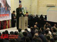 مراسم بزرگداشت سپهبد شهید حاج قاسم سلیمانی در مصلی انزلی برگزار شد