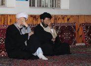 مراسم بزرگداشت سپهبد شهید حاج قاسم سلیمانی در مسجد نویر انزلی برگزار شد