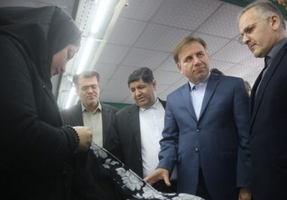 افتتاح چند طرح تولیدی و صنعتی در منطقه آزاد انزلی با حضور استاندار گیلان