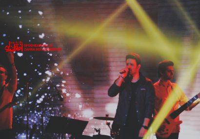 گزارش تصویری کنسرت ایوان بند در منطقه آزاد انزلی