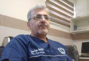 دکتر امیرعلوی رئیس مرکز دانشگاهی پورسینای مرکز گیلان شد