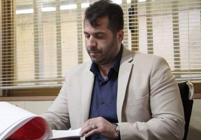 استعفای امیر احمدی فرد از شهردار شدن
